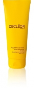 Illustration Decléor Gel Douche Exfoliant 200ml