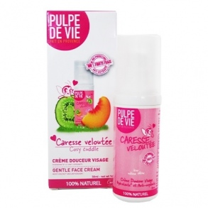 Illustration Caresse Veloutée 100% naturelle 30ml