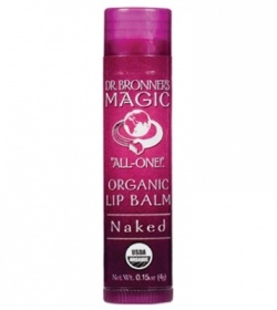 Dr. Bronner's Magic - lipbalm naked - 4g