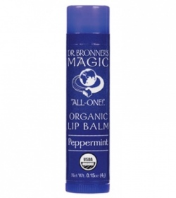 Dr. Bronner's Magic - lipbalm Peppermint - 4g
