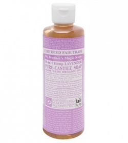 Dr. Bronner's Magic - Lavender Castille savon liquide - 236 ml