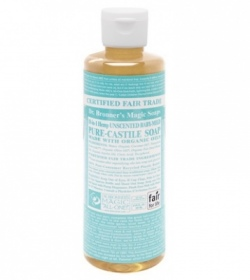 Dr. Bronner's Magic - Neutral-Mild Castille savon liquide - 236 ml