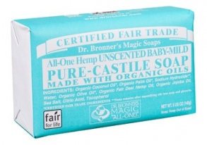 Dr. Bronner's Magic - barsoaps neutral-mild  - 140 g