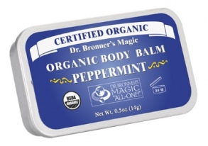 Dr. Bronner's Magic - body balm Peppermint - 14 g