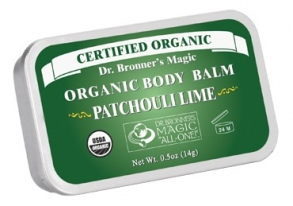 Illustration body balm Patschouli Lime - 14 g