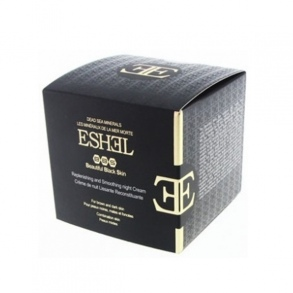 Eshel - COLLECTION B.B.S. Beautiful Black Skin Crème Confort Régénérante Hydra Unifiante.