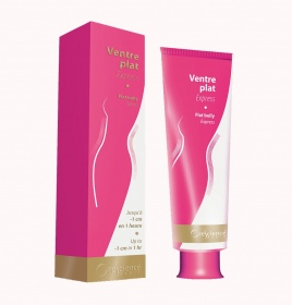 Delta Partners - Gel ventre plat 100ml