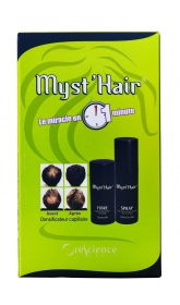 Delta Partners - MYST HAIR NOIR densificateur cheveux