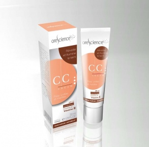 Delta Partners - CC CREAM NATUREL 30 ML