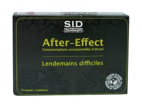 Illustration After Effect Lendemains difficiles 15 Capsules
