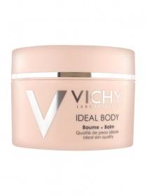 Illustration Vichy Ideal Body Baume Peau Sensible 200 ml