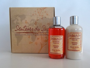 Illustration Coffret Duo Provence Griotte