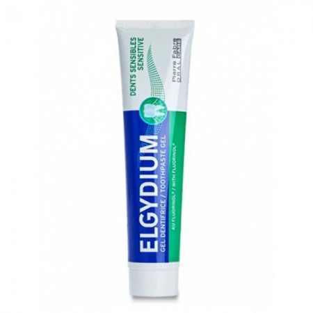 Elgydium - Elgydium dentifrice dents sensibles 75 ml