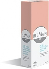 Illustration REGMAIN SOIN ANTI-AGE MAINS 50ML