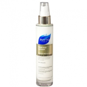 Illustration Phyto Huile Soyeuse Fluide Lacté Hydratant 100 ml