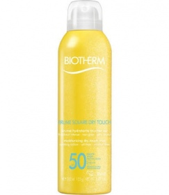 Illustration BIOTHERM - Sun Brume solaire Dry Touch SPF50, 200 ml