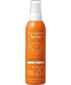 Illustration avene solaire spray ip20 200ml