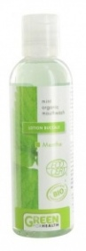 Green For Health - Lotion Buccale Tonique Bio Menthe 100 ml