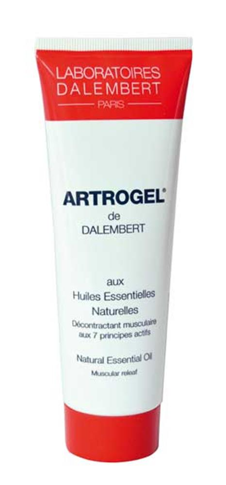 Dalembert - Artrogel anti-douleurs muscles & articulations Modele 125ml