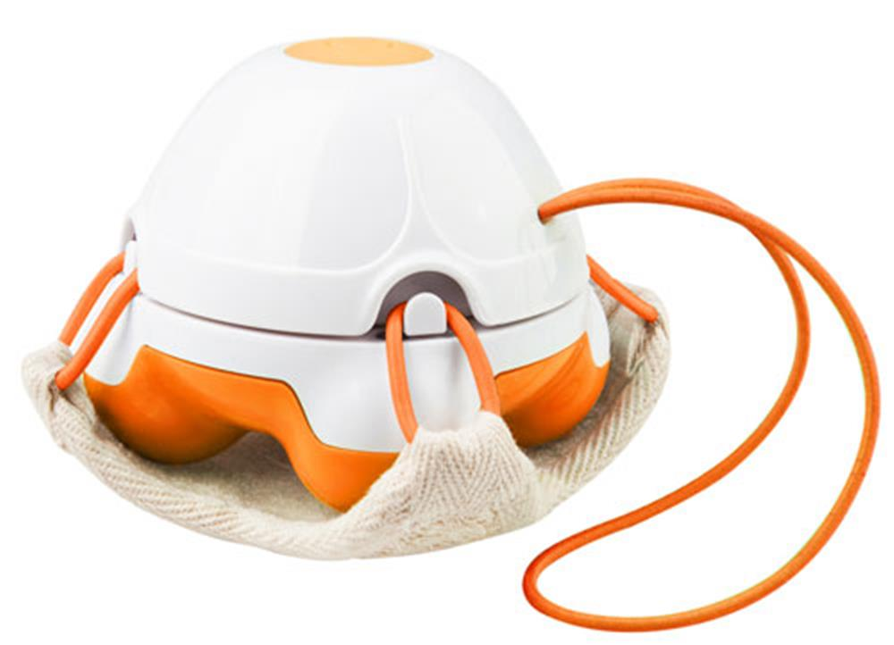 Holtex - Mini Appareil de Massage Orange
