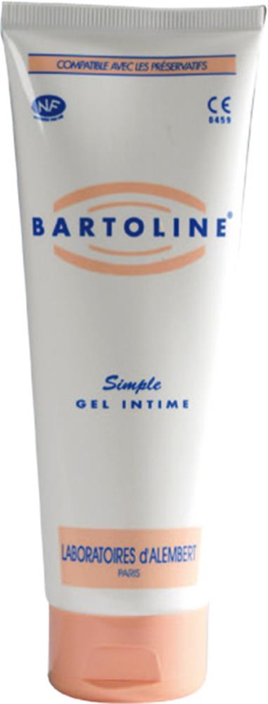 Illustration Gel lubrifiant BARTOLINE 60ml