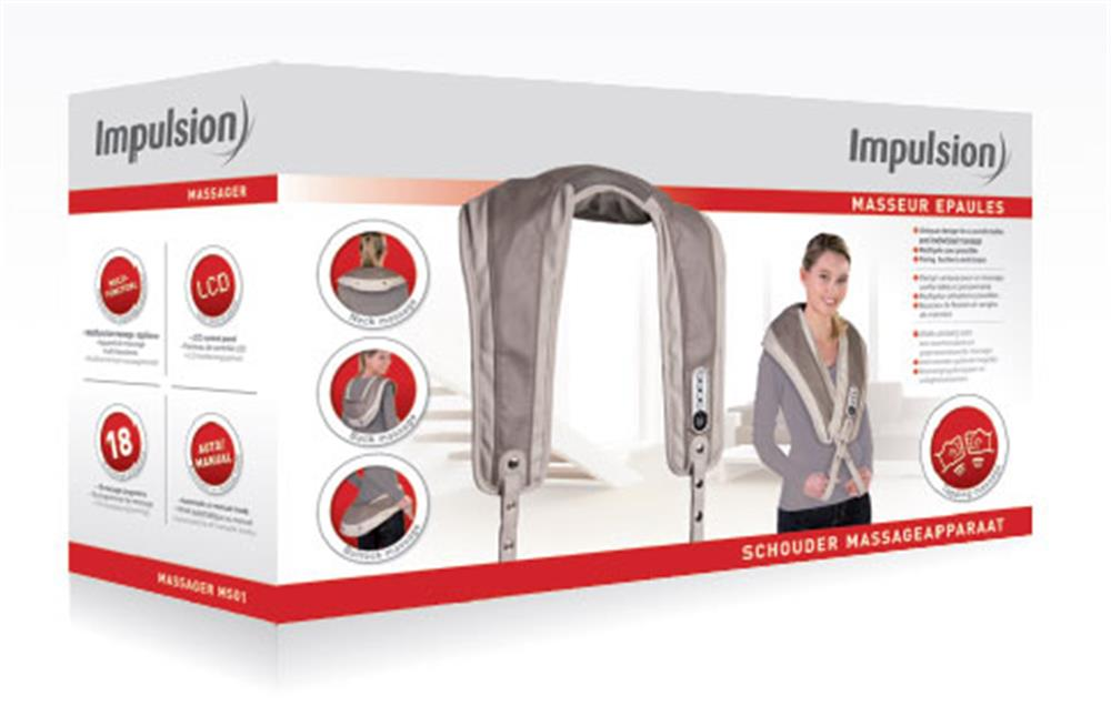 Lanaform - Appareil de Massage Portatif Implusion