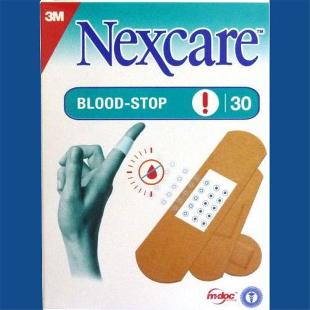 3M - 14 Pansement NEXCARE BLOOD-STOP ASSORTIMENT