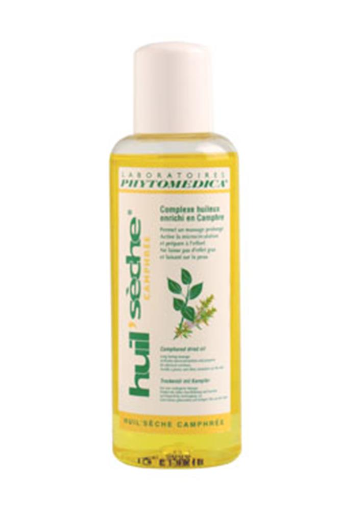 Phytomedica - Huile Sèche Camphrée 250 ml Phytomedica