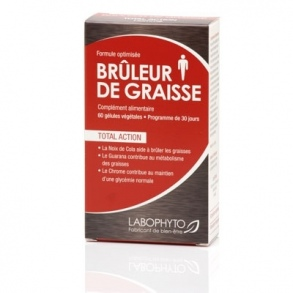 Labophyto - Bruleur de Graisses For Men cure 1 mois