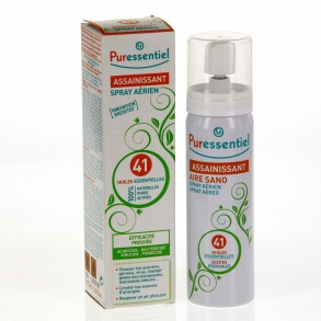 Illustration PURESSENTIEL ASSAINISSANT 41HE SPRAY 75ML