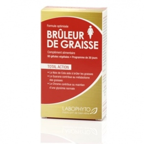 Labophyto - Bruleur de Graisses For Women cure 1 mois