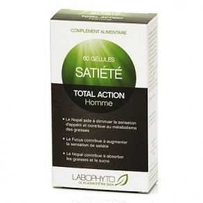 Labophyto - Satiété For Men cure 1 mois