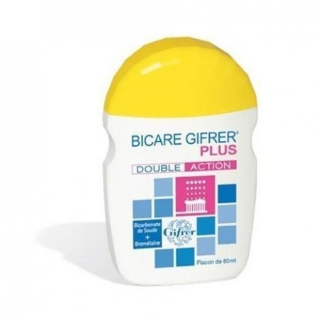Illustration Gifrer Bicare Plus Double Action 60g