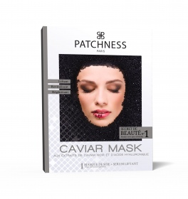 Patchness - CAVIAR MASK - 1 MASQUE VISAGE
