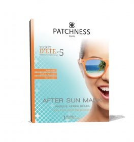 Patchness - AFTER SUN MASK - 1 MASQUE VISAGE