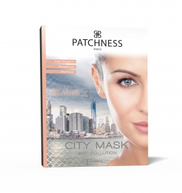Patchness - CITY MASK - 1 MASQUE VISAGE
