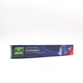 Illustration Infusion Elimination 7 capsules