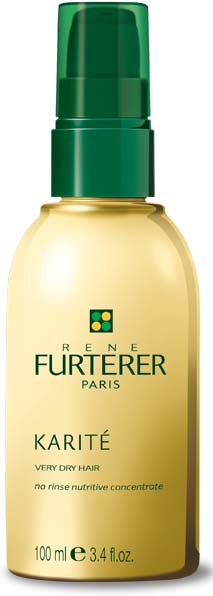 Illustration René Furterer Karité Concentré Nutritif 100ml