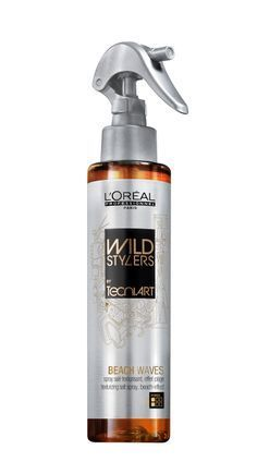 Illustration L'Oreal Wild Stylers Beach Waves