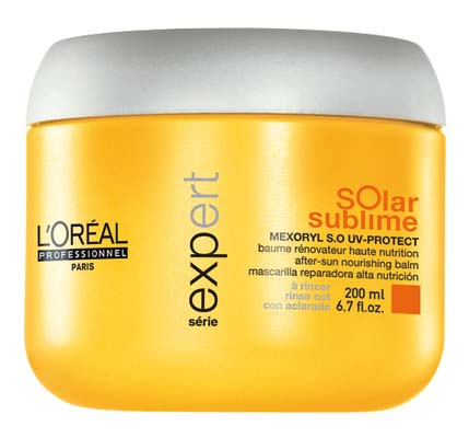 L'Oreal - MASQUE SOLAR SUBLIME L'OREAL 200ML