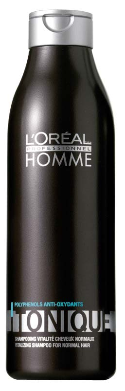Illustration L'Oreal Hommes Shampooing Tonique 750ml