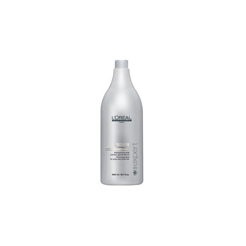 Illustration Shampooing Silver 1,5L