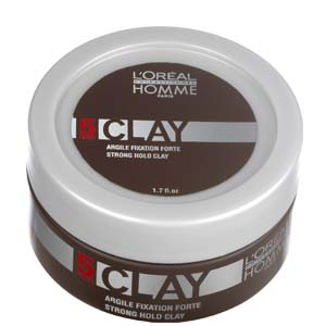 Illustration PÂTE HEAD CLAY L'OREAL HOMME 50ML
