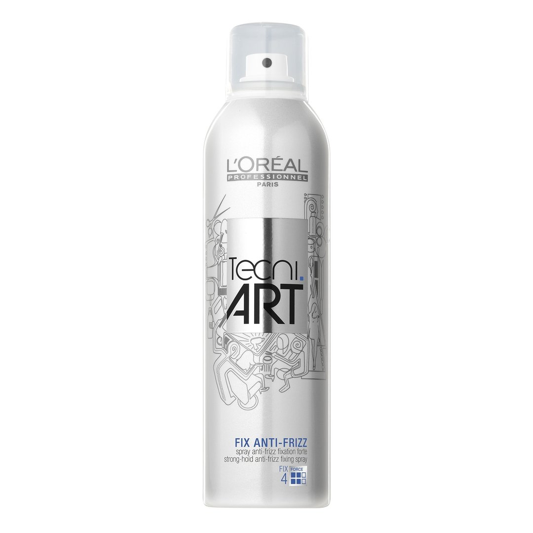 Illustration L'Oreal tec.ni.art Fix Anti-Frizz