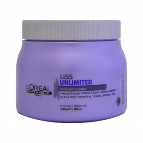 Illustration MASQUE LISS UNLIMITED L'OREAL 500ML