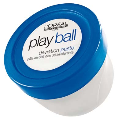 Illustration L'Oreal Play Ball Deviation Paste 100ml