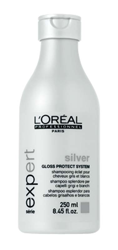 Illustration SHAMPOOING SILVER L'OREAL 250ML