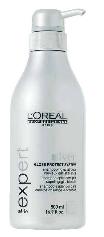 Illustration SHAMPOOING SILVER L'OREAL 500ML