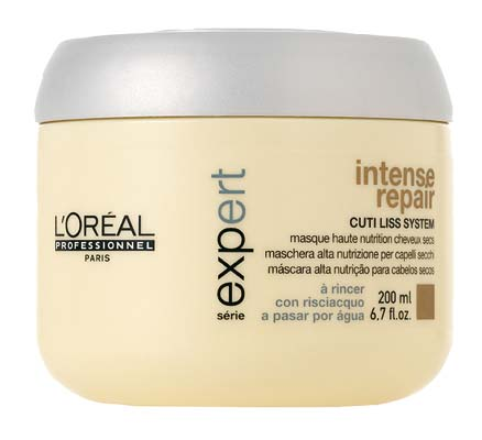 L'Oreal - MASQUE INTENSE REPAIR L'OREAL 200ML