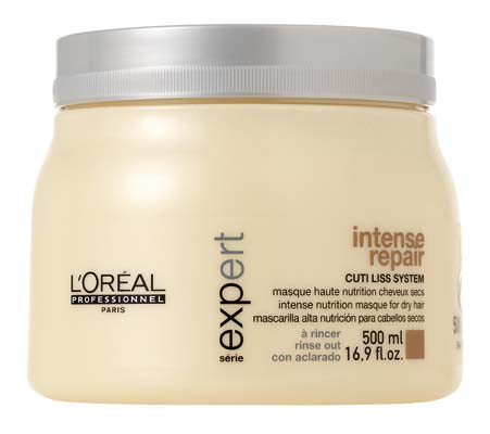 L'Oreal - MASQUE INTENSE REPAIR L'OREAL 500ML